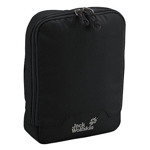 Jack Wolfskin Travel Gadgetary Umhängetasche 29 cm black auf Rechnung bestellen