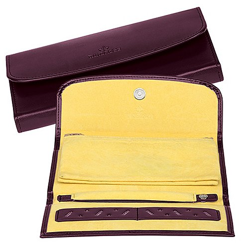 Windrose Merino Schmucktasche 20 cm Produktbild