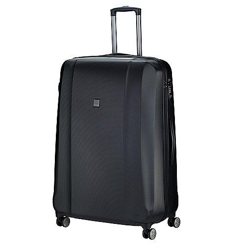 titan xenon 360 four 4 rollen trolley 81 cm black. Black Bedroom Furniture Sets. Home Design Ideas