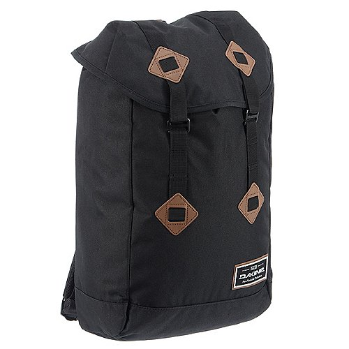 Dakine Parkdale Collection Treck Rucksack mit Laptopfach 51 cm - black