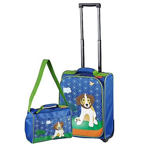Travelite Youngster Kindertrolley und Reisetasche Produktbild