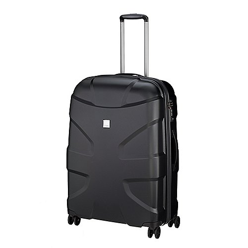 Titan X2 Shark Skin 4-Rollen-Trolley 71 cm - black shark