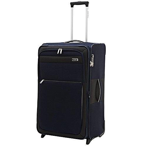 Travelite Style 2-Rollen-Trolley 64 cm - marine
