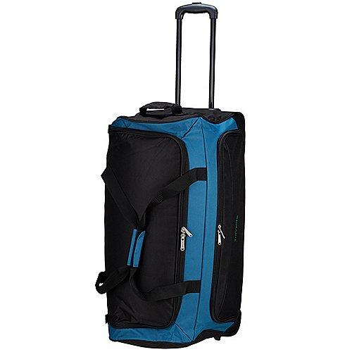 Travelite Garda Reisetasche auf Rollen 72 cm schwarz petrol