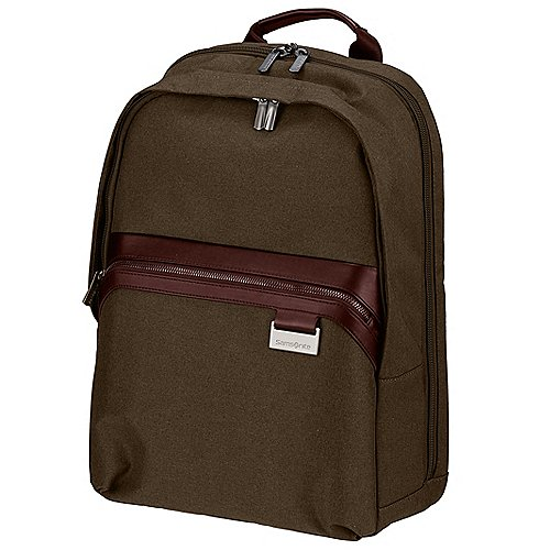 Samsonite Upstream Backpack Rucksack mit Laptopfach 44 cm - natural