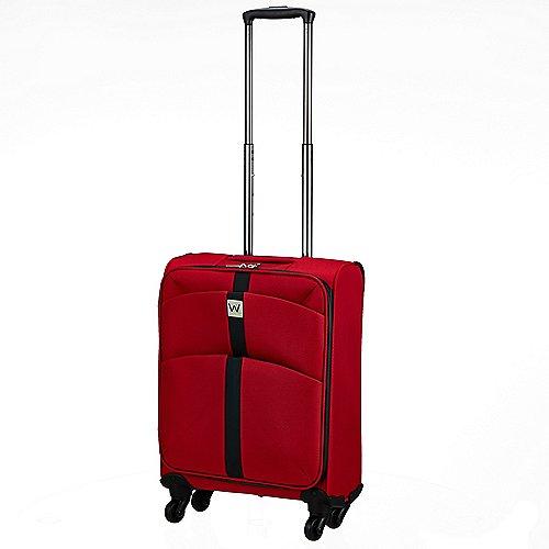Wagner Luggage Flight 4-Rollen-Bordtrolley 54 cm Produktbild