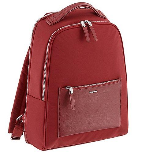 Samsonite Zalia Rucksack mit Laptopfach 44 cm - red