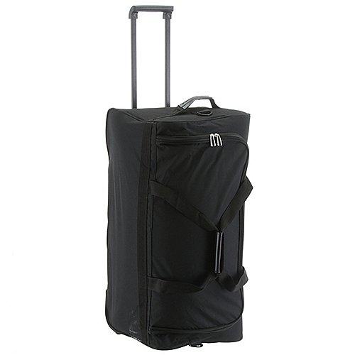 koffer direkt.de Pure Basic Rollenreisetasche 70 cm black
