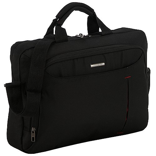 Samsonite Guardit Bailhandle Laptop-Aktentasche 43 cm - black