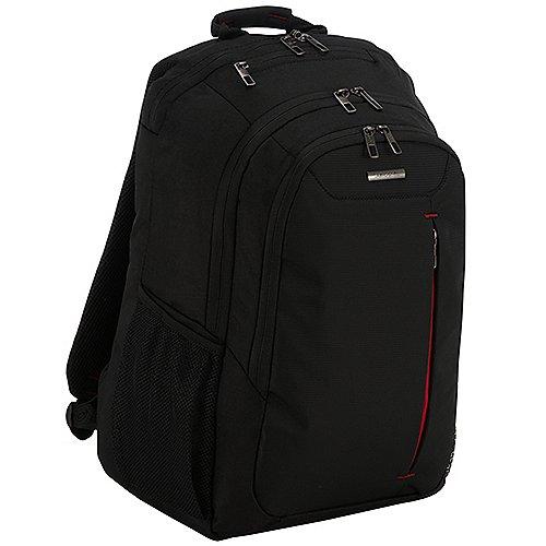 Samsonite Guardit Laptop Backpack Rucksack mit Laptopfach 48 cm - black