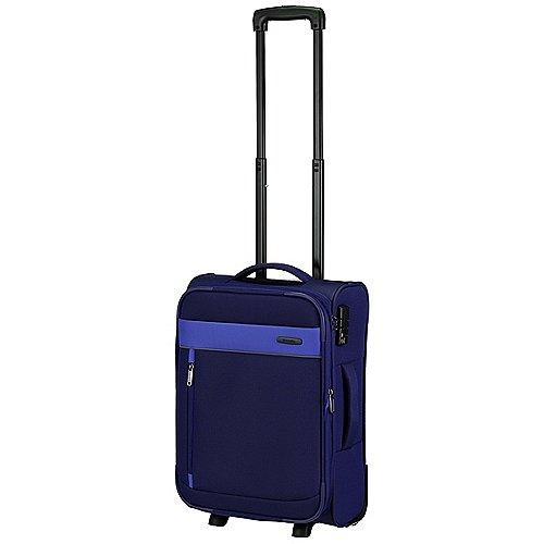 Travelite Delta 2-Rollen-Kabinentrolley 55 cm Produktbild
