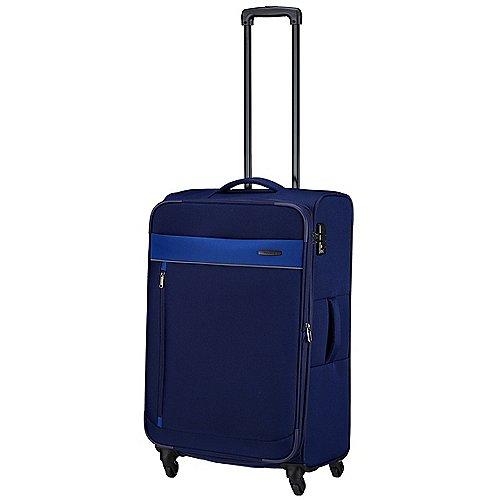 Travelite Delta 4-Rollen-Trolley 67 cm Produktbild