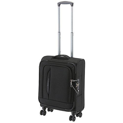 Travelite CrossLite 4.0 4-Rollen-Kabinentrolley 55 cm Produktbild