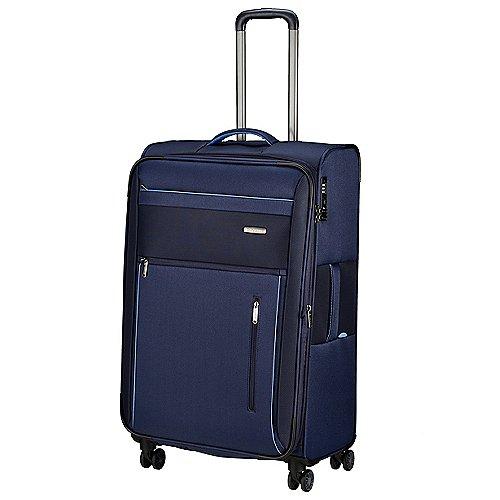 Travelite Capri 4-Rollen-Trolley 66 cm Produktbild