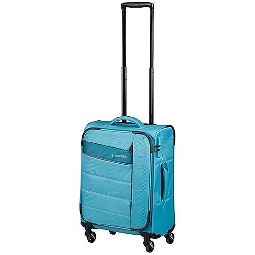 Travelite Kite 4-Rollen-Kabinentrolley 55 cm - ...