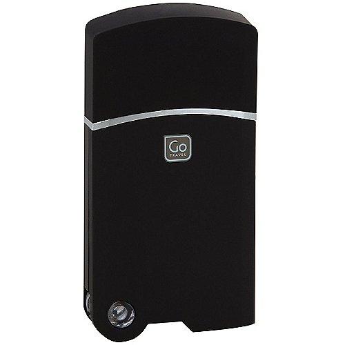 Design Go Reisezubehör USB Shaver Reise-Rasierer mit USB Anschluß - schwarz