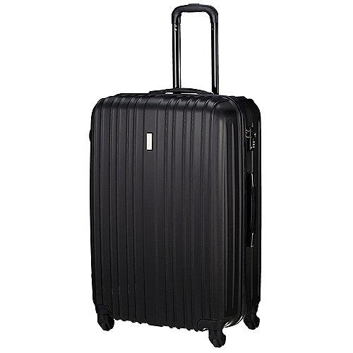 HiScore 4-Rollen-Trolley 76 cm - black Pack Easy RsVMJU6