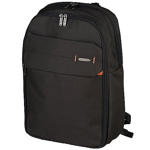 Samsonite Network 3 Laptop Rucksack 46 cm charcoal black auf Rechnung bestellen
