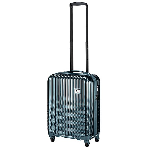 Pack Easy Flow 4-Rollen Kabinentrolley 52 cm - jasper