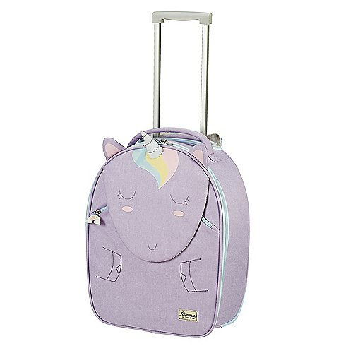 Samsonite Happy Sammies Unicorn Lilly 2-Rollen Kindertrolley 45 cm Produktbild