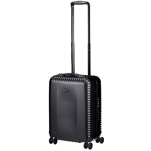 Pack Easy HiScore 4-Rollen-Bordtrolley 51 cm - black jetztbilligerkaufen