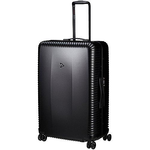 Pack Easy HiScore 4-Rollen-Trolley 63 cm - black Preisvergleich