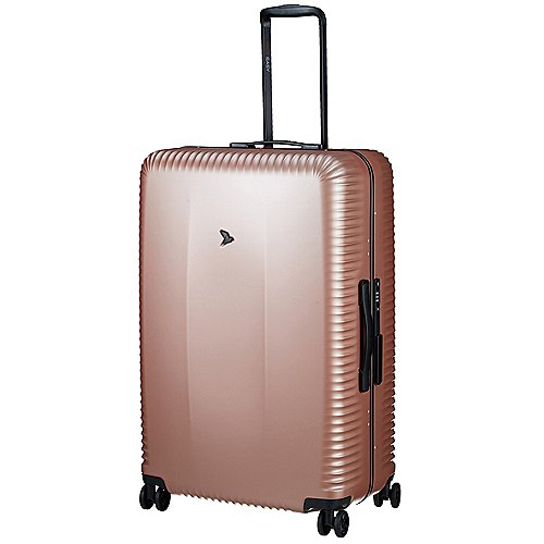 Pack Easy HiScore 4-Rollen-Trolley 76 cm - rose