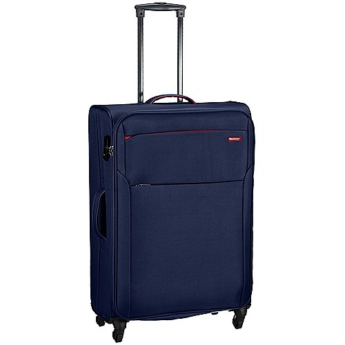 Pack Easy Clipper Genova 4-Rollen-Trolley 74 cm Produktbild