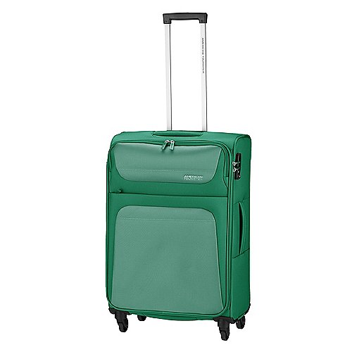 American Tourister Spring Hill 4-Rollen-Trolley...