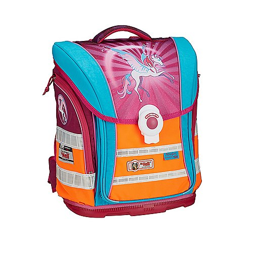 McNeill Schultaschen Sets Ergo Light Compact flex DIN 4-tlg. - amazing Sale Angebote Hosena
