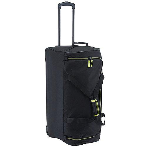 Travelite Basics Rollreisetasche 71 cm schwarz