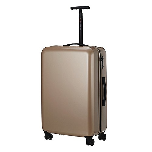 Pack Easy Simply Glam 4-Rollen-Trolley 77 cm - nude