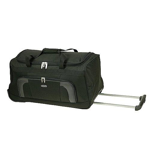 Travelite Orlando Rollenreisetasche 70 cm schwarz