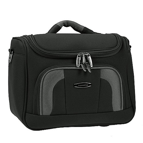Travelite Orlando Beauty Case 36 cm - schwarz