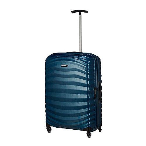 Samsonite Lite-Shock 4-Rollen-Trolley 69 cm - petrol blue