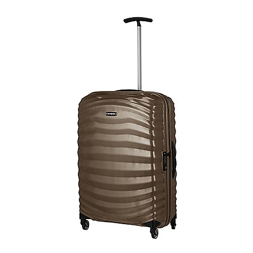Samsonite Lite-Shock 4-Rollen-Trolley 69 cm - sand