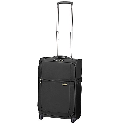 Samsonite Uplite Upright 2-Rollen-Kabinentrolley 55 cm - black-gold