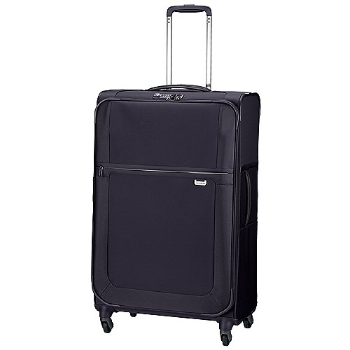 Samsonite Uplite Spinner 4-Rollen-Trolley 67 cm erw. - blue
