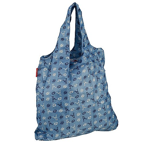 Reisenthel Shopping Mini Maxi Shopper Einkaufstasche 43 cm - bavaria denim