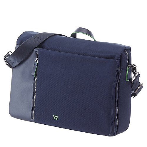 Y NOT? Business Laptop-Messenger Bag 40 cm - bl...