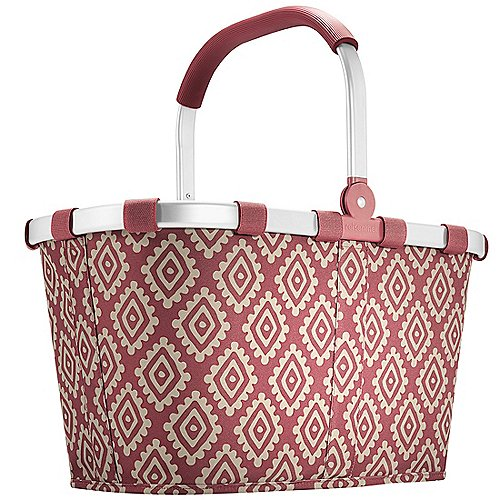 Reisenthel Shopping Carrybag Einkaufskorb 48 cm - diamonds rouge