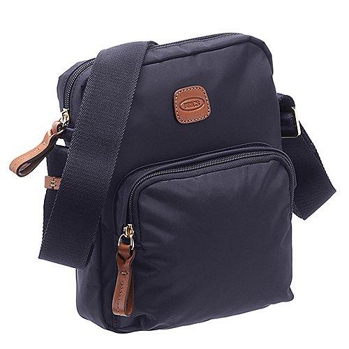 Brics X Bag Schultertasche 21 cm ocean blue