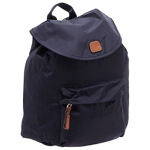 Brics X-Travel Rucksack 34 cm - ocean blue
