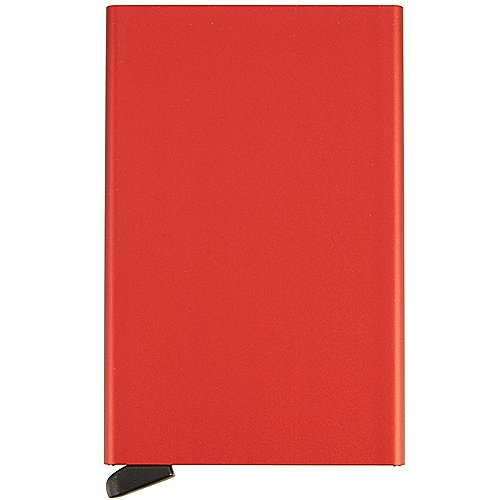 Secrid Wallets Cardprotector 10 cm - red