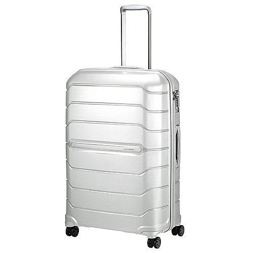 Samsonite Flux 4-Rollen-Trolley 75 cm - white