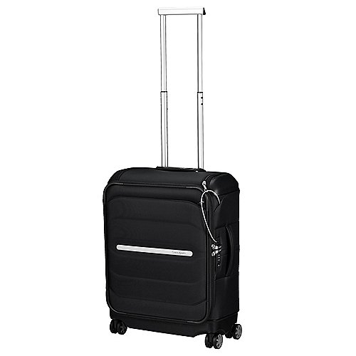 Samsonite Flux Soft 4-Rollen-Kabinentrolley 55 cm - black