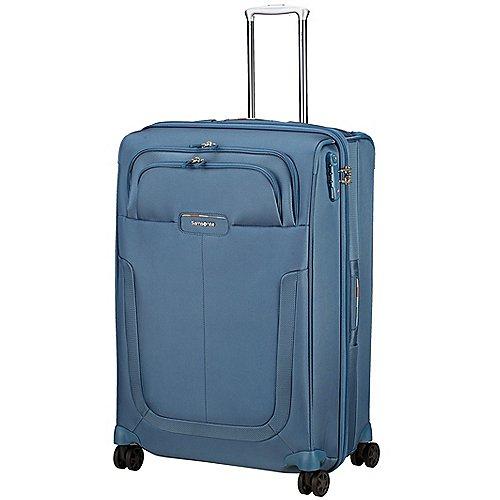 Graustein Angebote Samsonite Duosphere 4-Rollen-Trolley 78 cm - niagara blue
