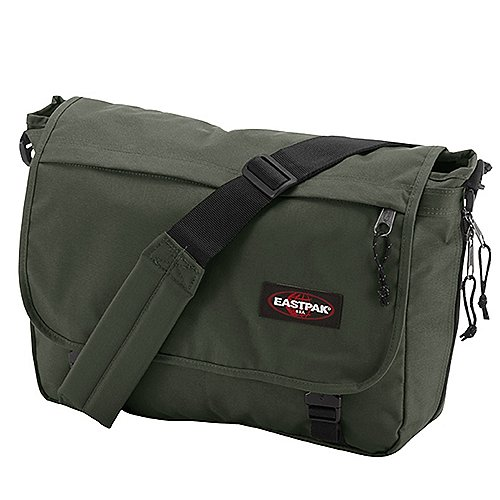 Eastpak Authentic Delegate Umhängetasche 40 cm - crafty khaki Sale Angebote Proschim