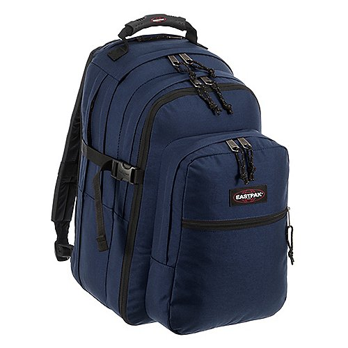 Eastpak Authentic Re-Check Tutor Rucksack mit Laptopfach 48 cm - cloud navy