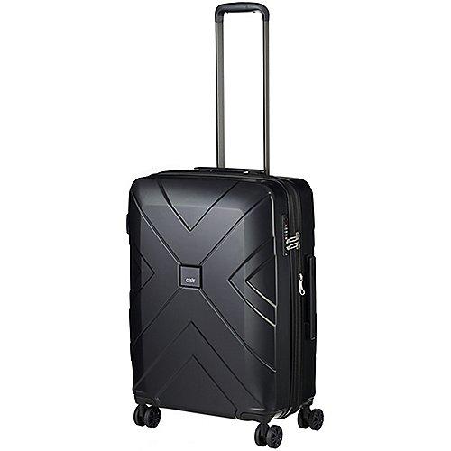 koffer-direkt.de Oistr Denver 4-Rollen Trolley 64 cm Produktbild